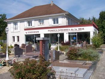 Pompes funèbres De La Brie Melun